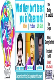 Vision, Passion & Life Skills  Karachi 