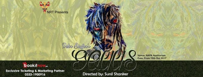 equus by sunil shanker