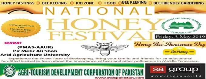 national honey festival 2019