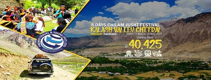 chilam jusht festival, kalash valley chitral