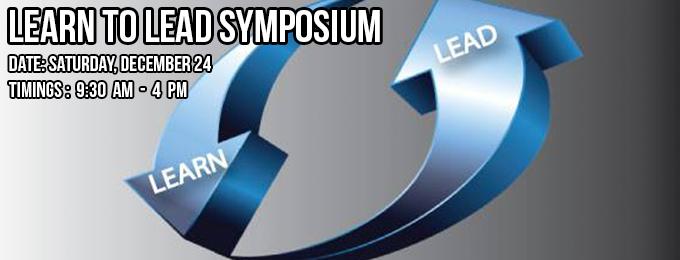 Learn To Lead Symposium Islamabad