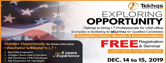 tek job fair 2019