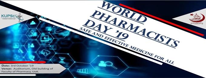 world pharmacists day'19