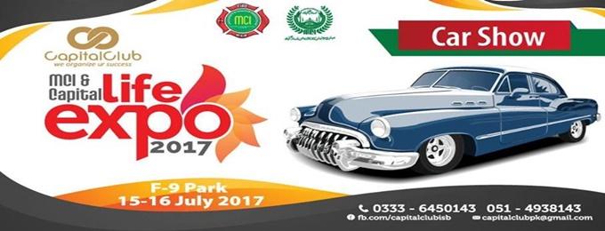 MCI & Capital Car Show 2017