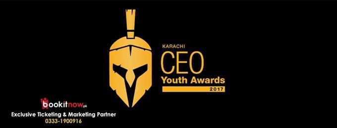 Kcya17 - Karachi CEO Youth Awards 2017