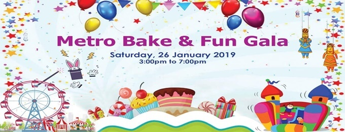 metro bake and fun gala 2019