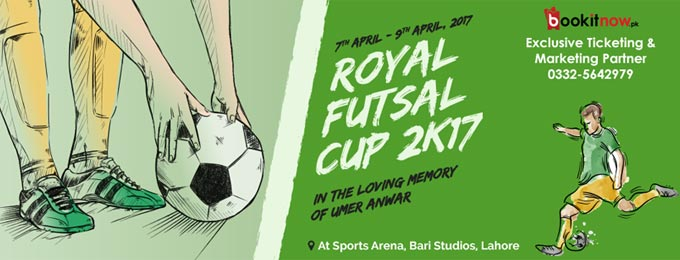 royal futsal cup 2k17