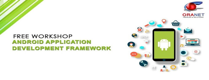 1 day free workshop android application development framework