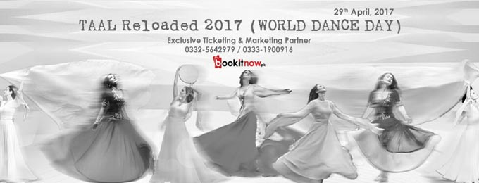 taal reloaded 2017 (world dance day)