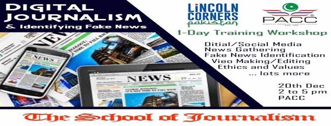 digital journalism training