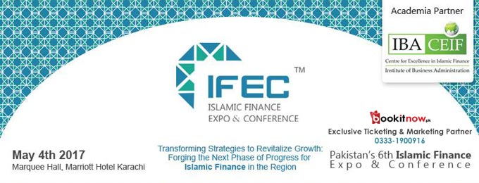 6th islamic finance expo & conference
