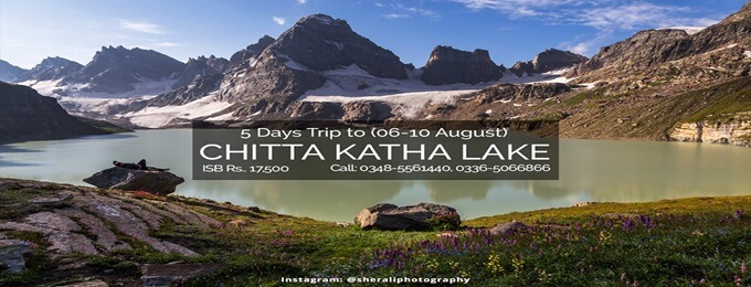 5 days trip to chitta katha lake