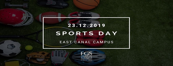 sports day at east canal campus