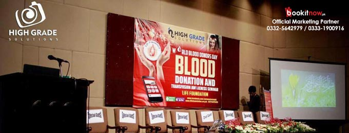 World Blood Donor Day Seminar on Blood Donation Awareness