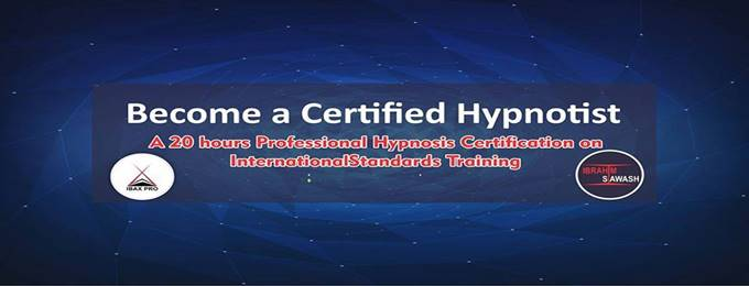 become a certified hypnotist - a 20 hours professional training