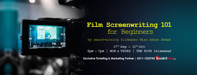 Film Screenwriting 101 for Beginners