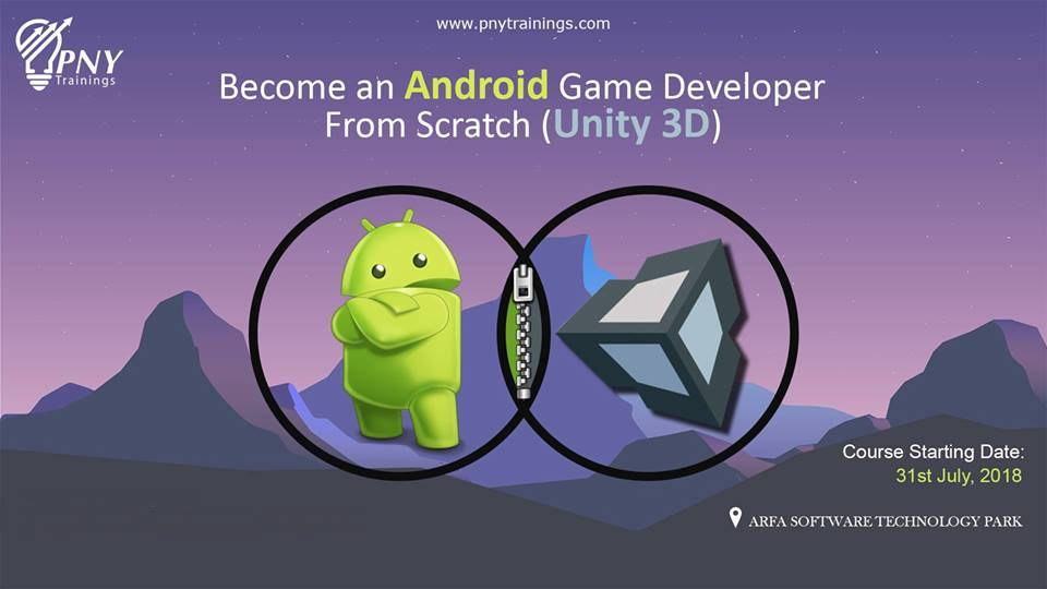 become an android game developer from scratch (unity 3d)