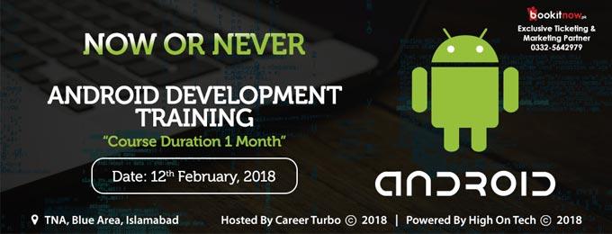Android Development Training