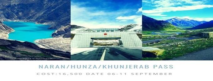 trip to naran/hunza/khunjerab pass