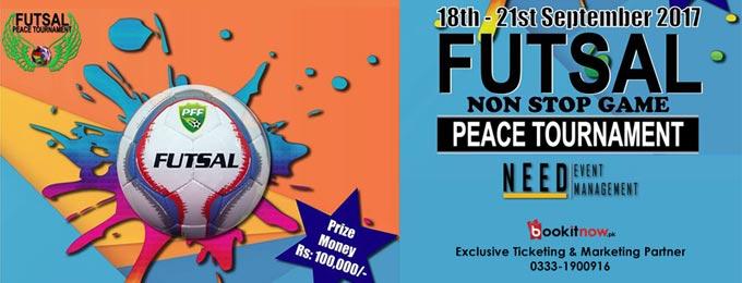 Futsal Peace Tournament