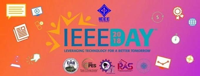 ieee day 2018 at comsats university islamabad