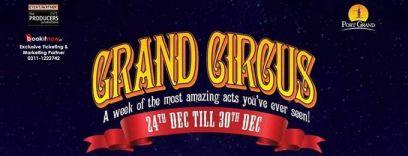 grand circus in port grand