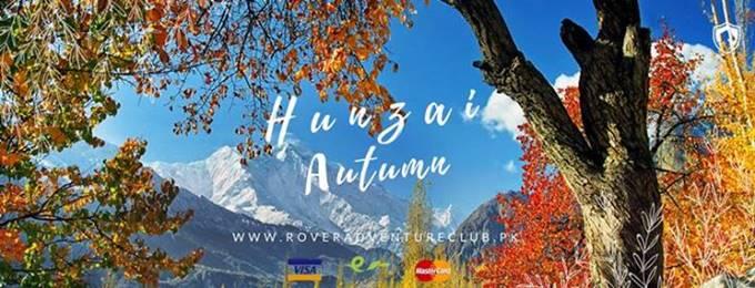 autumn affairs - hunza, khunjerab, naran & beyond