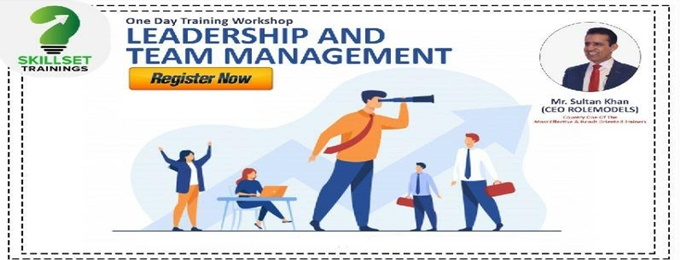 one day workshop on leadership & team management