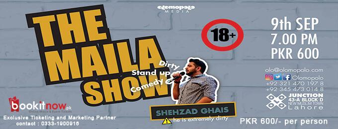 The Maila Show by Shehzad Ghias