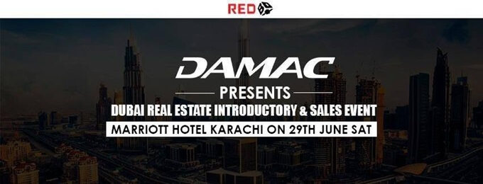 damac sales event