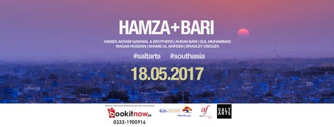 Southasia Ensemble Ft. HAMZA + BARI