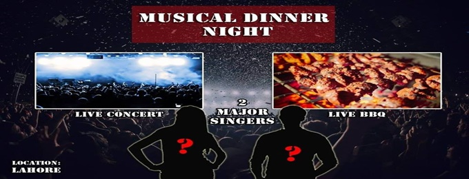 musical dinner night
