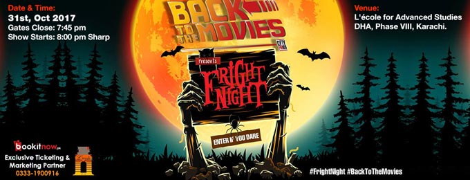 back to the movies presents: fright night