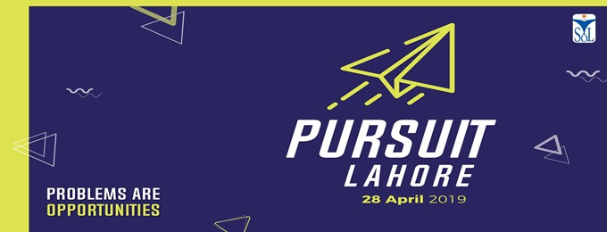 pursuit - lahore