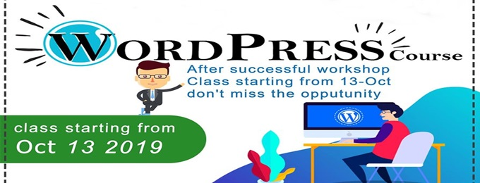 wordpress - web development with live projects - (course)