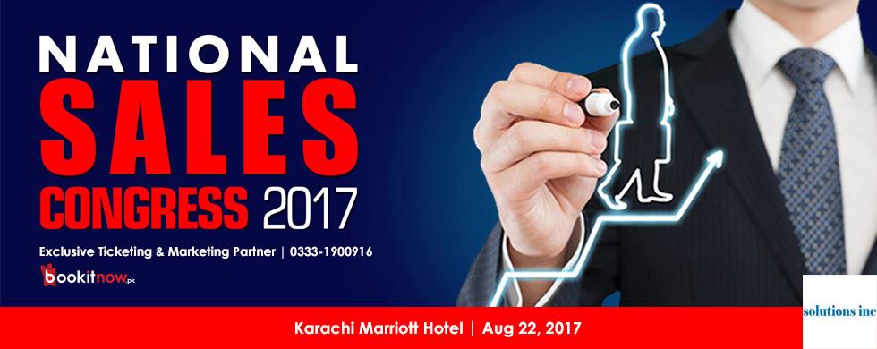 1st national sales congress