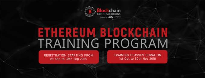 ethereum blockchain training program