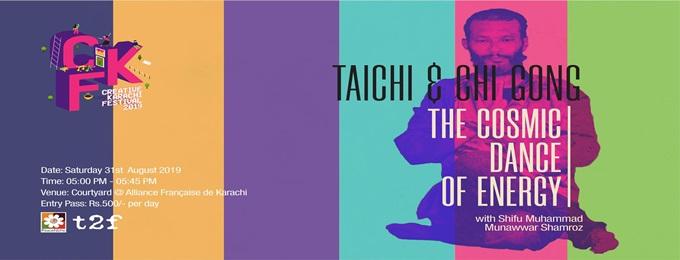 Taichi: The Cosmic Dance of Energy at CKF