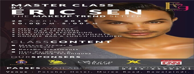 eric sen master class in twin cities