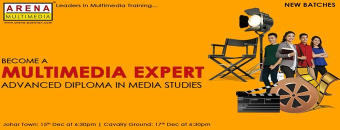 become multimedia expert - advanced diploma in media studies