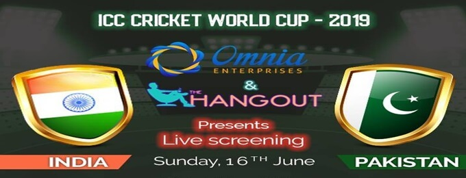 live screening of pak vs ind (smd)