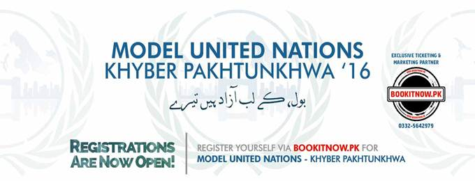 Model United Nations - Khyber Pakhtunkhwa
