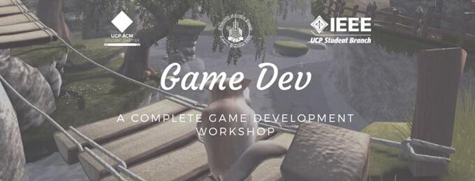 game dev - a complete game development workshop