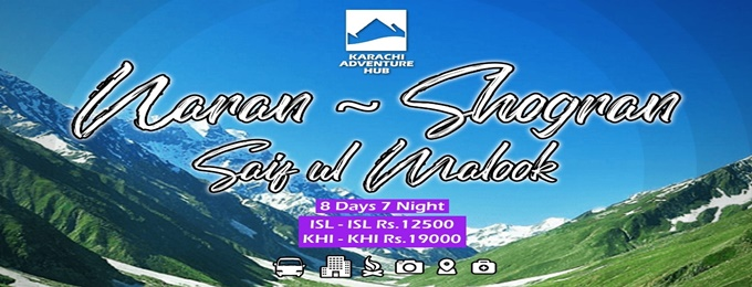 promotional discounted trip to naran - kaghan - shogran