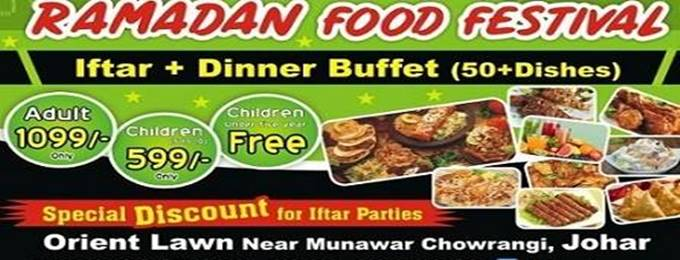 ramazan food festival