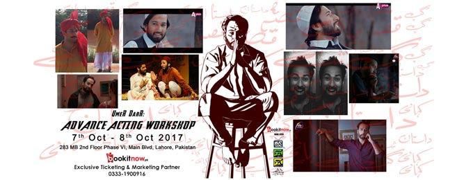 Advanced Acting Workshop