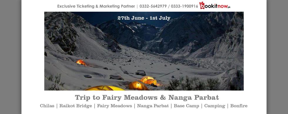 5d 4n trip to fairy meadows & nanga parbat base camp