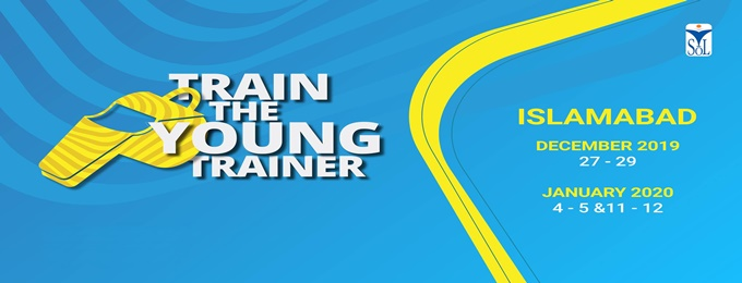 train the young trainer - islamabad