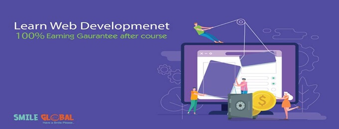 web development professional course with freelancing