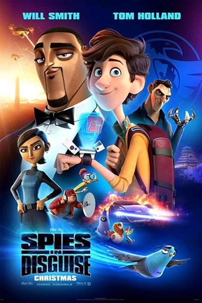 spies in disguise (2d)